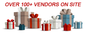 Over 100 Vendors at the Christmas Home and Craft Show