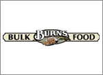 Burns Bulk Food Logo